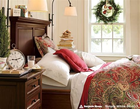 how to decorate a bedroom for christmas bedroom decorations for christmas