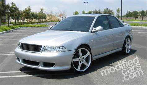 audi modified audi a4 2000 modified