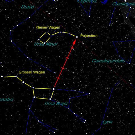 der große wagen sternbild orientierungspunkte am himmel freizeit astronomie kosmos
