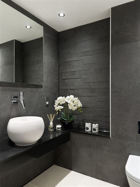 Black Gray Bathroom Ideas Badezimmer Fliesen 2015 7 Aktuelle Design Trends Im Bad