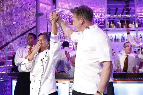 What Is The Current Season Of Hell S Kitchen by Hell S Kitchen Ariel Malone A Country Club Chef From