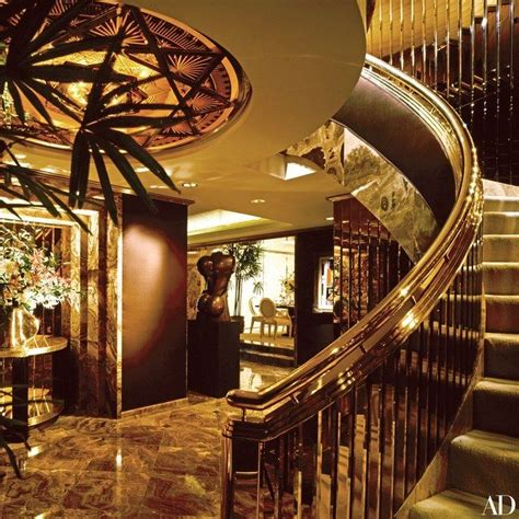 trumps home in trump tower donald trump s 1985 apartment looks exactly how you d
