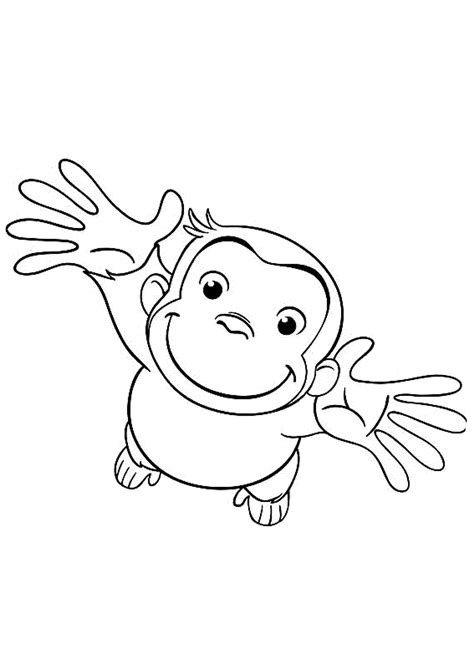 www coloring pages curious george coloring pages best coloring pages for