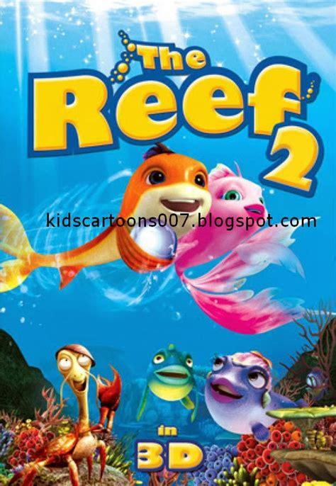 cartoon film for child kids cartoons the reef 2 cartoon movie wallpaper