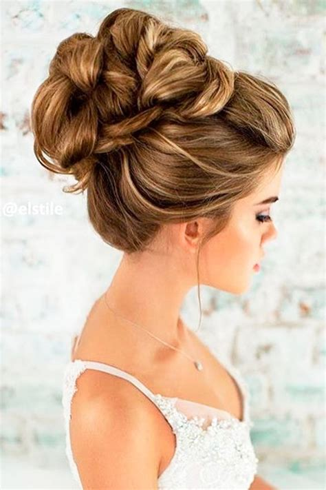 Wedding Hairstyles Updos Braided by 2017 Trending Wedding Hairstyles Best Dreamiest Bridal