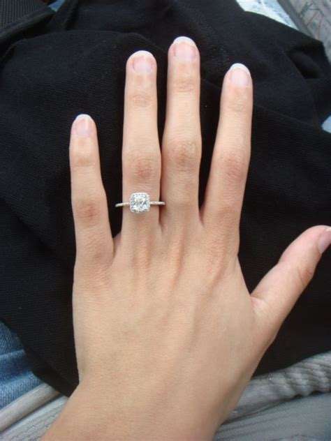 rings for small wedding promise