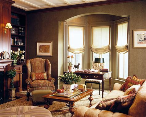 Library 2 Traditional Living Room New York By | library 2 traditional living room new york by