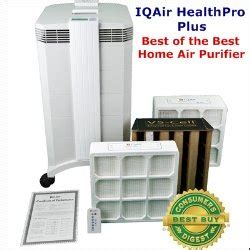 healthpro iq air purifier comparison chart reviews and ratings