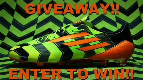 Soccer Shoes Giveaway - celebrate youtube channel launch of all your living needs with soccer cleats giveaway