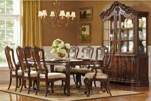 formal dining room sets finest formal dining room table