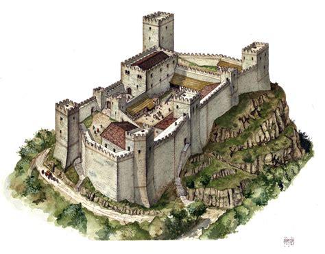 1409592030 les chateaux forts complete cours de histoire g 233 ographie 5e les ch 226 teaux au moyen