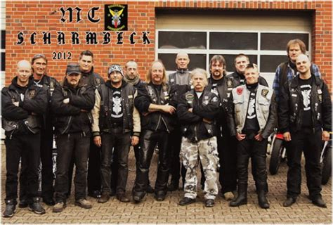 Motorradmesse Augustfehn by Gruppenbild Bikes Music More
