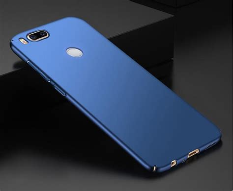 Casing Xiaomi Mi5x New Custom xiaomi mi 5x back cover pc protective phone capas mofi original cover
