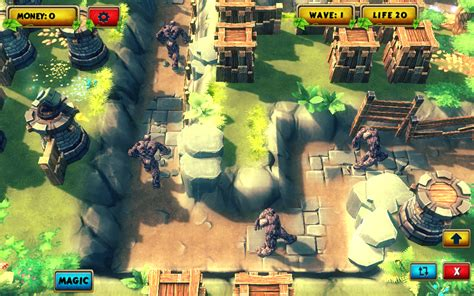 strategy for android legendary tower strategy td hd android apps on play