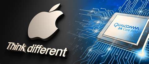 qualcomm apple apple vs qualcomm samsung et intel volent au secours de