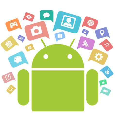 an android app android app development services