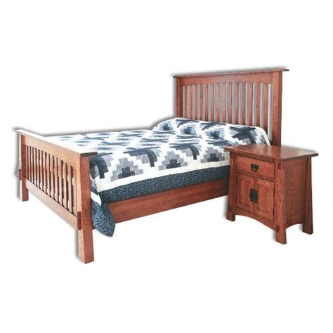 amish lynnwood eclipse bed 7682 beds