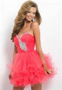 30 gorgeous short prom dresses for girls 2015