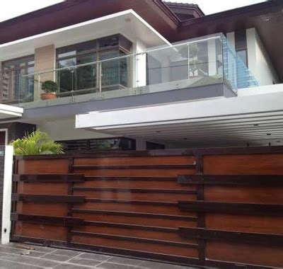 unik berikut model model pagar rumah minimalis terbaru