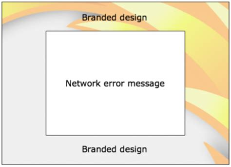 design error definition firefox projects network error pages mozillawiki