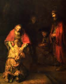 The Five Blind Brothers Heather King The Return Of The Prodigal Son