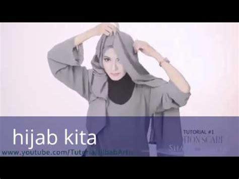tutorial hijab paris masa kini tutorial hijab muslim masa kini youtube