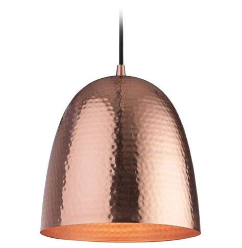 Copper Pendant Light Uk Firstlight 8674 Assam Copper Pendant Light With Matt Copper Interior E27 60w Max 1340mm Drop