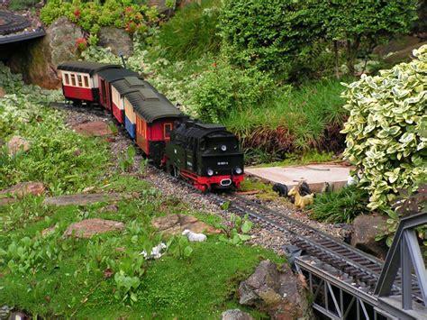 Garden Railroad by Models