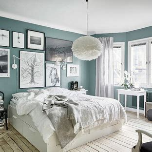 duck egg blue bedroom ideas   houzz uk