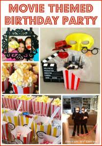 Movie Themed Home Decor by Movie Themed Birthday Party Driven By Decor