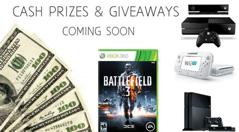 Cash Giveaways 2014 - cash prizes and giveaways coming soon strictly 4 gamers