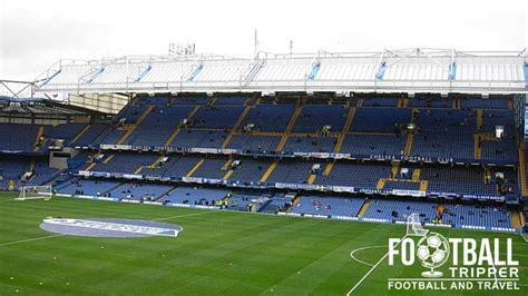 The Shed West End by Stamford Bridge Stadium Chelsea Fc Football Tripper