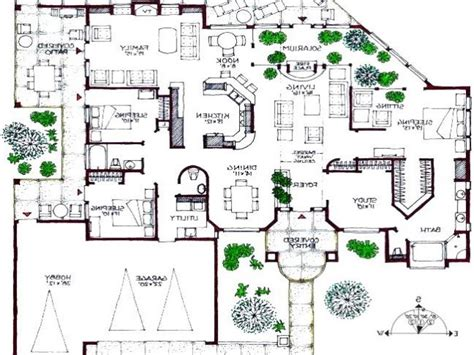 Contemporary Plans by Modern Mansions Floor Plans Homes Floor Plans