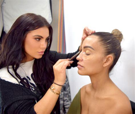 mkaeup makeover nj hrush achemyan elements master course makeover
