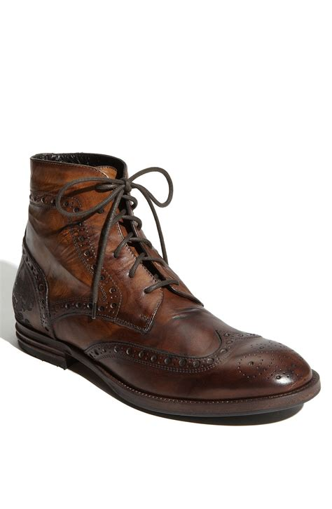 nason boots nason mens reitop boot in brown for lyst