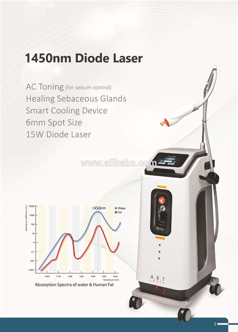 diode laser treatment for acne a r t laser buy 1450nm diode laser made in korea product on alibaba