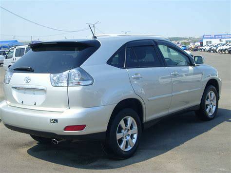 used toyota harrier picture image used 2004 toyota harrier photos 2400cc gasoline ff