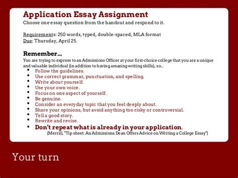 Common Application Essay College Confidential by Common Application Essay Spaced