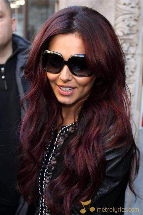 red and dark brown hairstyles dark red brown hair love the color i want this maria
