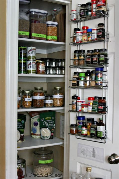 organizing the kitchen pantry i of clean organized