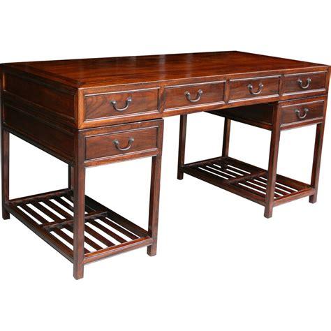 Chinese Desk Asian Desk