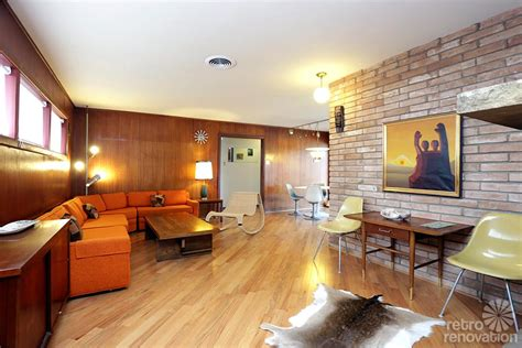 Classy 1958 mid century modern time capsule ranch house in
