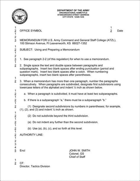 air mfr template air mfr template memorandum for record format
