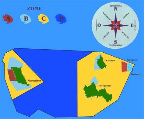ufficio turismo favignana l area marina protetta delle isole egadi