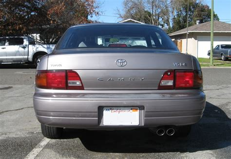 Toyota Camry 1996 V6 1996 Toyota Camry Pictures Cargurus