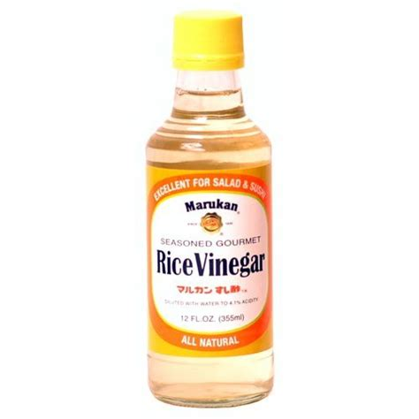flavor profiles rice wine vinegar simplystudded