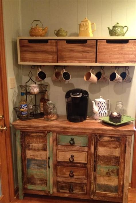 Small Home Coffee Bar Tea Bars Coffee And Bar On
