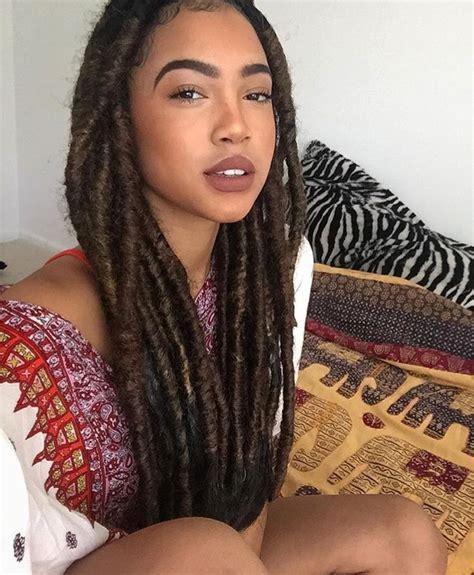 faux dreads on black women 25 best ideas about faux dreads on pinterest faux locs