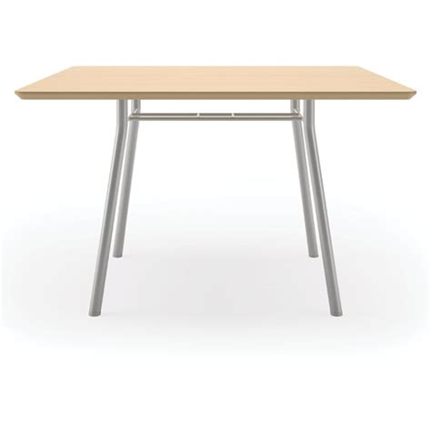 Square Meeting Table Lesro S1736r4 Mystic Square Conference Table 36 Quot Square