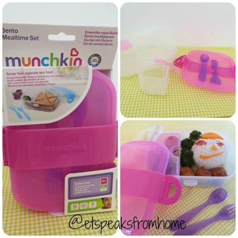 Munchkin Bento Mealtime Set by Munchkin Click Lock Bento Mealtime Set Asibayi